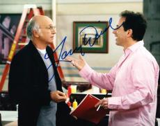 Larry David Signed 8x10 Photo Seinfeld Curb Your Enthusiasm Autograph Coa D