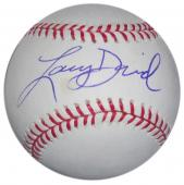 Larry David Signed Baseball Seinfeld Hbo Curb Your Enthusiam Saturday Night Live