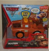 Larry The Cable Guy Autographed Cars Mater Toy (w/ Proof!)