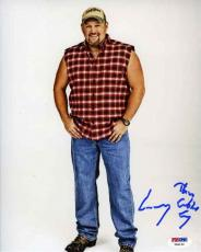 Larry The Cable Guy Autographed Signed 8x10 Photo Certified PSA/DNA COA