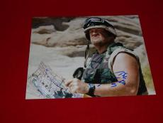 LARRY THE CABLE GUY cars comedian signed 8x10 COA 6