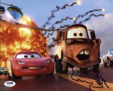 Larry The Cable Guy Cars (Mater) Signed 8X10 Photo PSA/DNA #Y42174