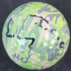 """Larry The Cable Guy """"T.C.G."""" Signed Personally Used Golf Ball PSA #Y45187"""