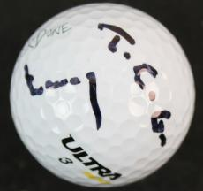 """Larry The Cable Guy """"T.C.G."""" Signed Personally Used Golf Ball PSA/DNA #Y45188"""