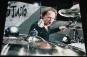 Lars Ulrich signed 11 x 14, Metallica, And Justice for All, Proof, COA