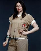 Laura Prepon Signed - Autographed Orange is the new Black 8x10 inch Photo - Guaranteed to pass BAS - That 70's Show Actress