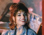 LAURA SAN GIACOMO signed (PRETTY WOMAN) Movie photo 8X10 *Kit De Luca* W/COA #2