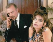 LAURA SAN GIACOMO signed (PRETTY WOMAN) Movie photo 8X10 *Kit De Luca* W/COA #4
