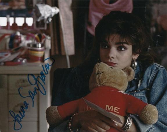 LAURA SAN GIACOMO signed (PRETTY WOMAN) Movie photo 8X10 *Kit De Luca* W/COA #5
