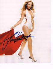 LAURA VANDERVOORT (SMALLVILLE) #3 signed/autographed  8x10 photo