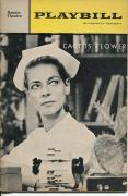 Lauren Bacall Barry Nelson Brenda Vaccaro Cactus Flower May 1966 Playbill