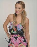 """LAUREN CONRAD - She Came to Prominence after being Cast in TV Series """"LAGUNA BEACH: THE REAL ORANGE COUNTY"""" Signed 8x10 Color Photo"""