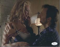 Laurie Holden & David Morrissey Signed 'the Walking Dead' 8x10 Photo Jsa Coa