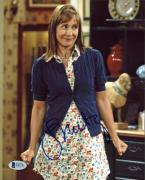 Laurie Metcalf Roseanne Signed 8x10 Photo Autographed BAS #E85781