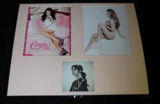 Lea Michele Signed Framed 16x20 Photo Display Glee Scream Queens Candie's