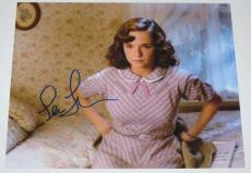 Lea Thompson Signed 11x14 Photo Back To The Future Michael J Fox Autograph Coa