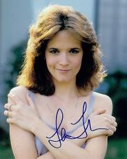 Lea Thompson Signed 8x10 Photo w/COA Back to the Future