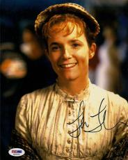 Lea Thompson Signed Back to the Future 3 8x10 Photo PSA/DNA COA Picture Auto'd
