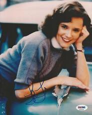 Lea Thompson Signed Back to the Future 8x10 Photo PSA/DNA COA Picture Autograph