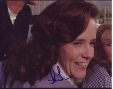 Autographed Terrell Owens Photo - LEA THOMPSON *BACK TO THE FUTURE* 8X10 W PROOF 2