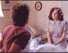 Autographed Owens Picture - LEA THOMPSON *BACK TO THE FUTURE* 8X10 W PROOF