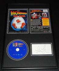 Lea Thompson Signed Framed 12x18 Howard the Duck DVD & Photo Display