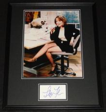 Lea Thompson Signed Framed 16x20 Poster Photo Display Caroline in the City