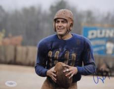Leatherheads George Clooney Signed RARE 8x10 Photo JSA