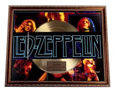 Led Zeppelin IV Gold Record Award non-Riaa - To John Bonham lp