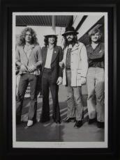LED ZEPPELIN Fine Art Photograph Framed Limited Edition