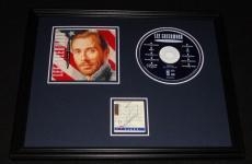Lee Greenwood Signed Framed 11x14 CD & Photo Display