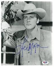 Lee Majors Signed Authentic Autographed 8x10 Photo (PSA/DNA) #T80409