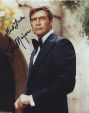 Lee Majors Signed Autographed Color Photo Six Million Dollar Man