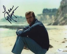 Lee Majors Six Million Dollar Man Autographed Signed 8x10 Photo Authentic JSA