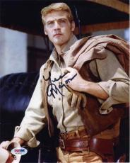 Lee Majors The Big Valley Autographed Signed 8x10 Photo Certified PSA/DNA COA