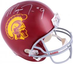 Marqise Lee USC Trojans Autographed Riddell Replica Helmet