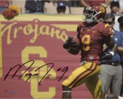 "Marqise Lee USC Trojans Autographed 8"" x 10"" Horizontal Running Photograph"
