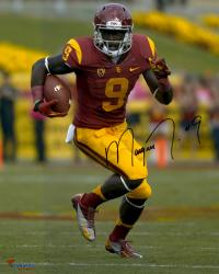 "Marqise Lee USC Trojans Autographed 16"" x 20"" Vertical Running Photograph"