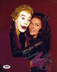 LEE MERIWETHER Hand Signed PSA DNA COA 8x10 Photo Autograph Authentic CATWOMAN