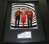 Lee Meriwether Signed Framed 16x20 Poster Photo Display