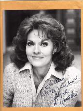 Lee Meriwether-signed photo-15 - JSA