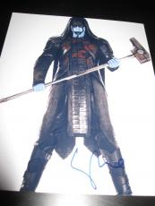 LEE PACE SIGNED AUTOGRAPH 8x10 PHOTO GUARDIANS OF THE GALAXY PROMO IN PERSON E