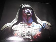LEE PACE SIGNED AUTOGRAPH 8x10 PHOTO GUARDIANS OF THE GALAXY PROMO IN PERSON NY2