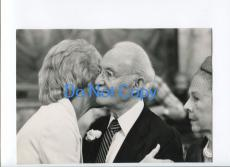 Lee Strasberg Ruth Gordon Original Press Photo