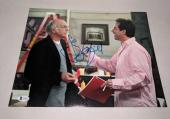 LEGEND JERRY SEINFELD signed autographed 11x14 PHOTO BECKETT COA! FULL NAME!