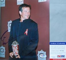 LEGEND!!! Robin Williams GOOD WILL HUNTING Signed MTV 8x10 Photo #2 PSA/DNA
