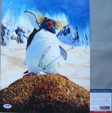 LEGEND!!! Robin Williams RAMON Signed HAPPY FEET 11x14 Photo #1 PSA/DNA