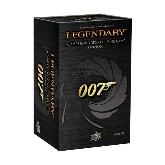 Legendary® 007: A James Bond Deck Building Game Expansion - Upper Deck
