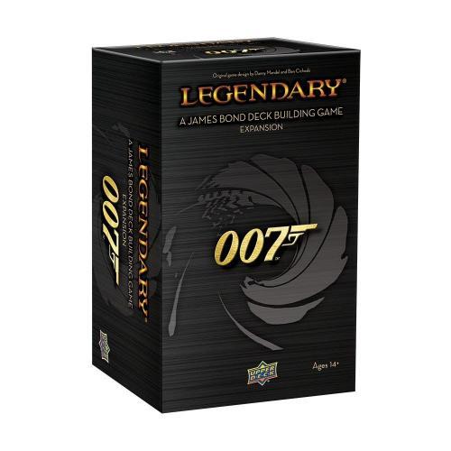 Legendary® 007™: A James Bond Deck Building Game Expansion - Upper Deck