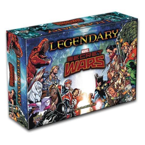 Legendary®: A Marvel Deck Building Game: Secret Wars Volume 2 - Upper Deck